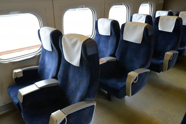 新幹線 自由 席